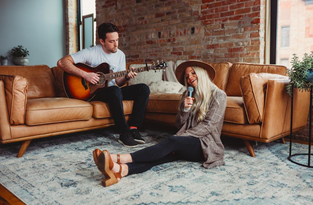 Karlea and Andy - Fort Wayne music